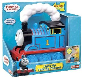 Thomas & Friends Light-up Talking Thomas tank engine Adelaide CBD Adelaide City Preview