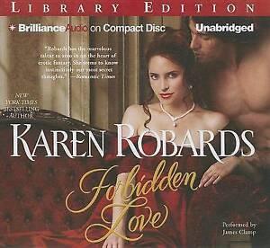 NEW Forbidden Love by Karen Robards