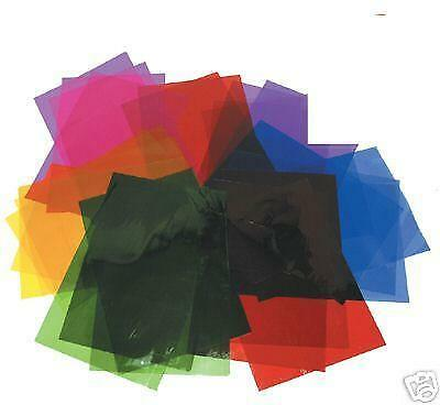 Coloured Cellophane Crafts Ebay