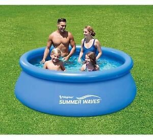 Summer Waves Intex Pool