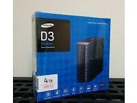 4tb hard drive