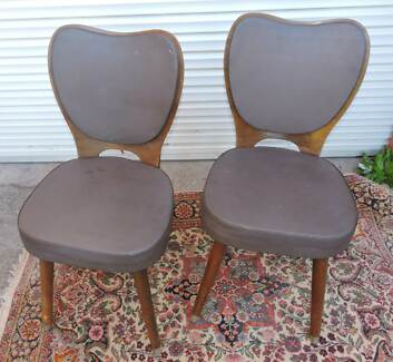 A Pair Of Art Deco Dinning Chair 15000 Port Macquarie