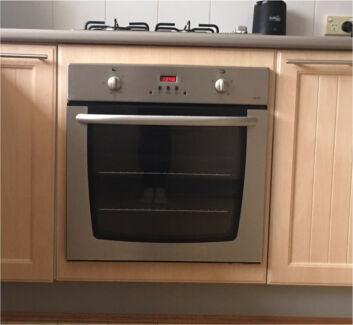 Omega electric oven - plug and play