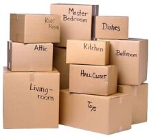 Wanted: Moving boxes Berowra Hornsby Area Preview