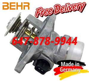 Thermostat, coolant Behr TM12105 Germany for BMW and LAND ROVER