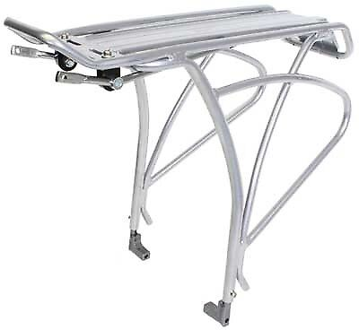 BIKE RACK Rear SunLite G-TEC DISC Silver 26/700 ()