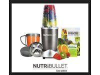 Nutribullet - 600 series - new. boxed