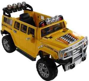HUMMER SUV A TELECOMMANDE