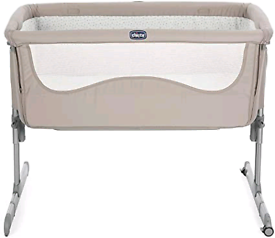 Chicco Next2Me bedside sleeping cot/crib