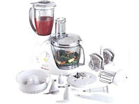 MOULINEX FOOD PROCESSOR + BLENDER NEW IN BOX