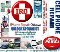 **IPHONE REPAIRS OTTAWA IPAD IPOD SAMSUNG BLACKBERRY REPAIRS**