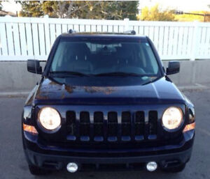 2011 Jeep Patriot Limited LOW KMs