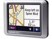 Garmin Zumo 200 series - GPS for motorbikes / motorcycles / bikes