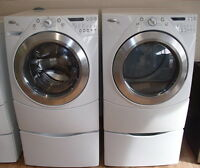 BLACKFRIDAY 1 WEEK SPECIAL APARTMENT SIZE WASHER DRYER FRONTLOAD