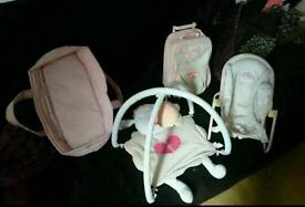 Baby Annabell bundle *excellent condition*