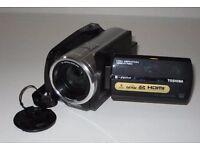 Toshiba Gigashot GSC-K40HE 40GB HD camcorder