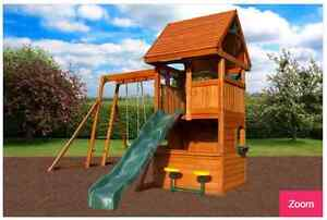 Brand New Cubby House - Perth Climbing Frame Baulkham Hills The Hills District Preview