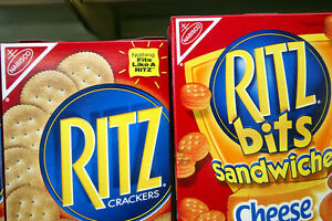 RITZ cracker NABISCO - 20 COUPONS - $4.20 off 1.. $84value - 12/31/2013