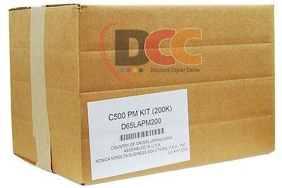 D65lapm200 200k Maintenance Pm Kit For Konica Minolta Bizhub C500 Pro