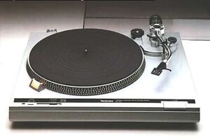 Wanted -  Technics  direct drive turntable from 60's or 70's.