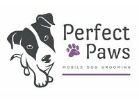 Perfect Paws - MOBILE DOG GROOMERS - who come straight to your door