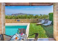 Booking Ref: K1CRTMARINA CRETE, Aghia Marina. (Low on availability)