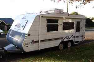 2001 Jayco West Port Caravan for sale Central West Area Preview