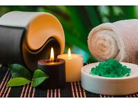 £40/hour before 4pm swedish massage special offer in moonflower spa earls court