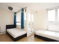 £184 Rent par Week Duble room available Still furnished Byron mews.