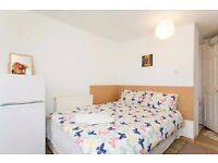 furnished studio - CANNING TOWN - £850pcm /fees apply/ 1min - DLR station. 07957 330 259