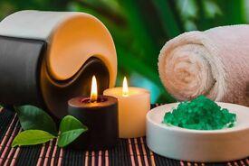 ITEC qualified Male massage therapist.