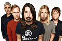 FOO FIGHTERS @ Molson Amp - Hard Copy Tickets - July 8th & 9th