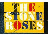 Stone Roses Sunday standing ticket