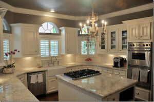 QUALITY KITCHEN CABINETS AND COUNTER TOPS AT AMAZING PRICES