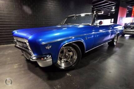 `1966 Chevrolet impala Convertible