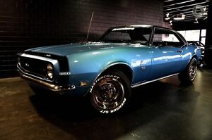 1968 CHEVROLET CAMARO SS REPLICA *** SHOWROOM*** Como South Perth Area Preview