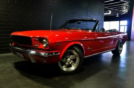 1965 Ford Mustang Auto Convertible