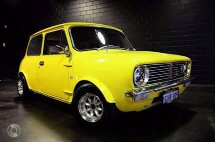 1976 Leyland Mini