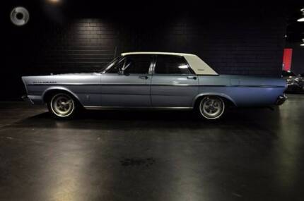 1965 Ford Galaxie Sedan