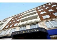 TWO BEDROOM FLAT TO RENT, MITRE HOUSE, WESTERN ROAD, BRIGHTON, FURNSIHED