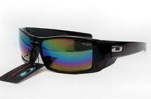 Oakley Gascan in POLISHED BLACK / GRAY | Sunglasses