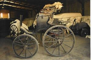 WANTED: Horse drawn wagon/carriage/buggy