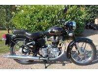 Enfield Bullet 350, 2007 for sale. £1999