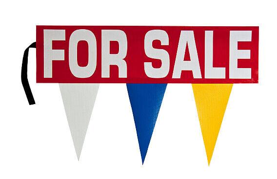 "DeGroff Aviation ""For Sale"" Propeller Banner - 5815"