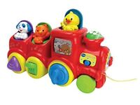 Vetch baby pop up train