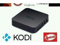 MXQ OFFER - ANDROID TV BOXS - KODI