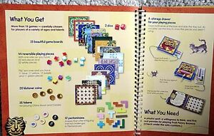 NEW - Klutz Book: The 15 Greatest Board Games in the World Kingston Kingston Area image 2