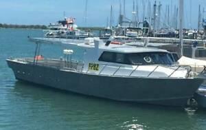 Commercial Fishing Vessel Burnett Heads Bundaberg City Preview