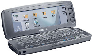 BRAND NEW NOKIA 9300i SIM FREE PHONE - BLUETOOTH - MP3 - JAVA - GPRS - WIFI