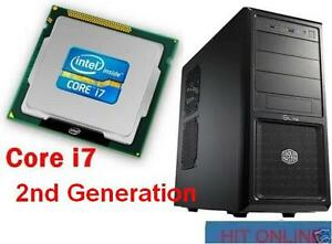 New Computer Intel Core i7 2700K 3.5GHz Quad 16GB DDR3 4TB HDD Monster NEW
